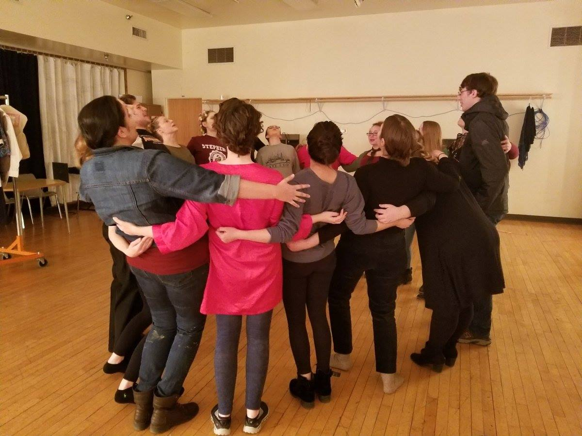 NCHS Drama Club visits Stephens College | Thunderbirdproud