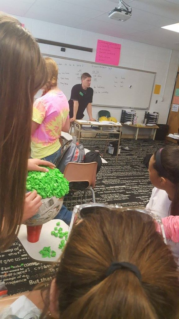 TBird Teacher Feature | Thunderbirdproud